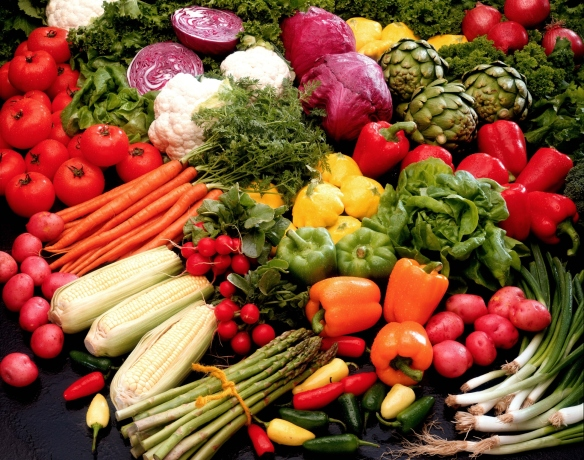 Eat more raw foods! It's better for you!