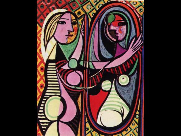 Picasso - Girl Before Mirror