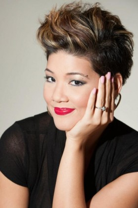 Jamaican singer/songwriter/producer and The Voice USA Season 5 TV show winner Tessanne Chin