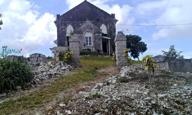 Sligoville-Baptist-Church-Saint-Catherine-Jamaica
