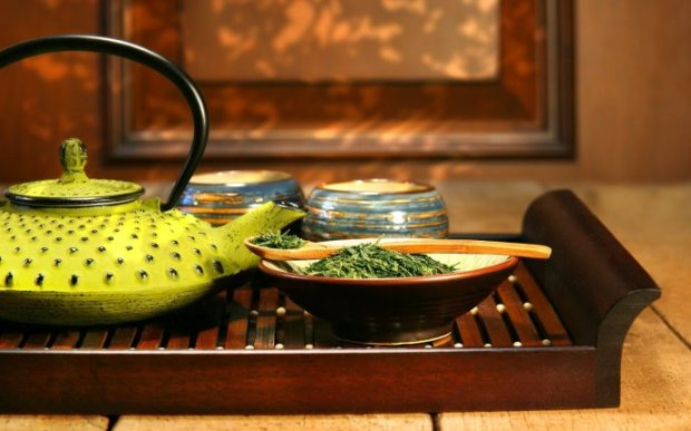 Delicious-and-healthy-japanese-green-tea